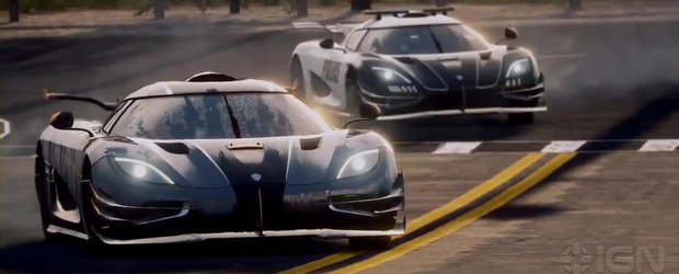 Noul Koenigsegg One:1 isi anunta debutul in Need for Speed Rivals