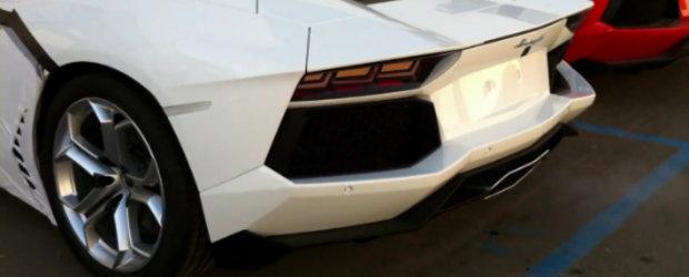 Noul Lamborghini Aventador LP700-4 suna demonic. Iata si dovada!
