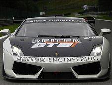 Noul Lamborghini Gallardo de curse: Reiter LP560 GT3