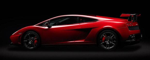 Noul Lamborghini Gallardo, promovat prin spoturi publicitare filmate pe Transfagarasan