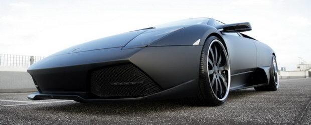 Noul Lamborghini Murcielago LP640 by Unicate arata infricosator!