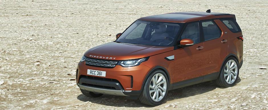 Noul Land Rover Discovery promite sa duca traditia mai departe. Modelul englezilor dezvaluit in prima galerie foto oficiala