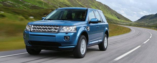 Noul Land Rover Freelander se va numi Discovery