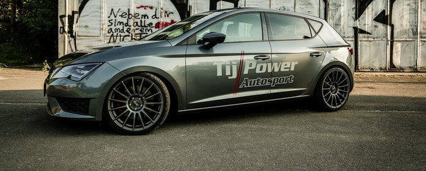 Noul Leon Cupra trece pragul Tij-Power, se alege cu 375 CP si 489 Nm