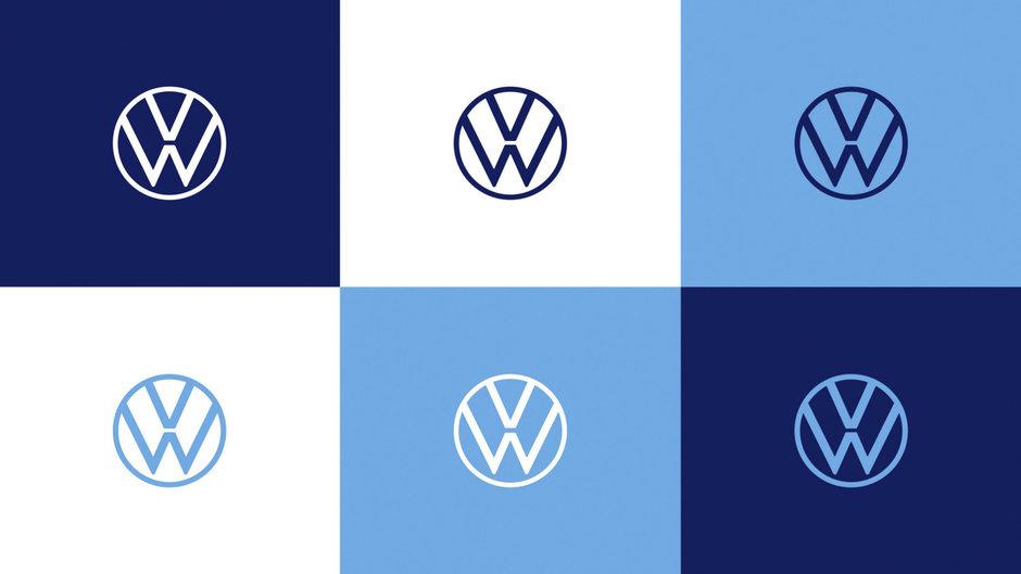 Noul logo Volkswagen