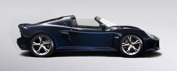 Noul Lotus Exige S Roadster debuteaza in vara acestui an