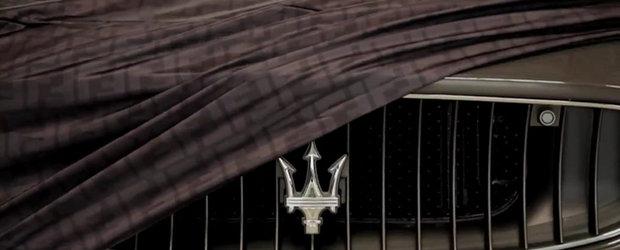 Noul Maserati GranCabrio Fendi - Nascut din pasiunea pentru perfectiune