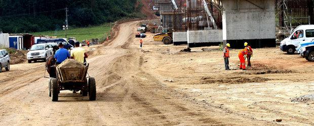 Noul masterplan de infrastructura rutiera, alte gogosi livrate de guvern