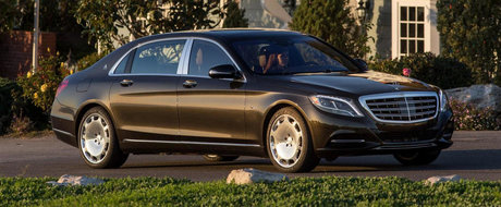 Noul Maybach S-Class se vinde ca painea calda in China, anunta Mercedes