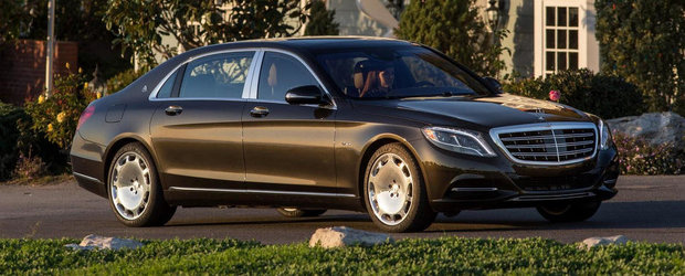 Noul Maybach S-Class se vinde ca painea calda in China, anunta Mercedes