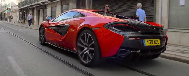 Noul McLaren 570S se vrea supercarul bun la toate