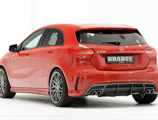 Noul Mercedes A-Class by Brabus