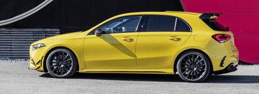 Noul Mercedes A35 AMG debuteaza oficial, vine sa fure clientii de Audi S3 si Volkswagen Golf R