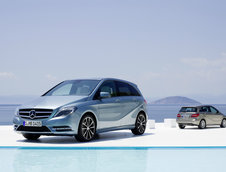 Noul Mercedes B-Class