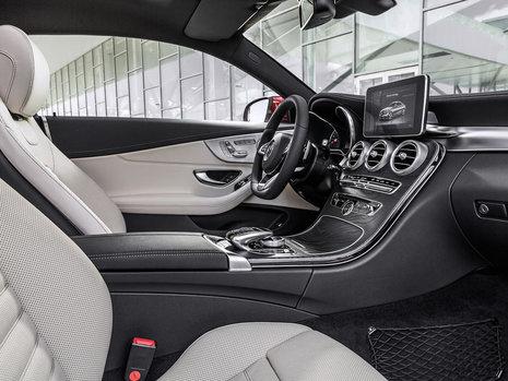 Noul Mercedes C-Class Coupe