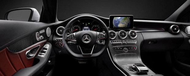 Noul Mercedes C-Class debuteaza pe 16 decembrie