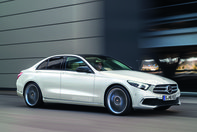 Noul Mercedes C-Class: Studiu de design
