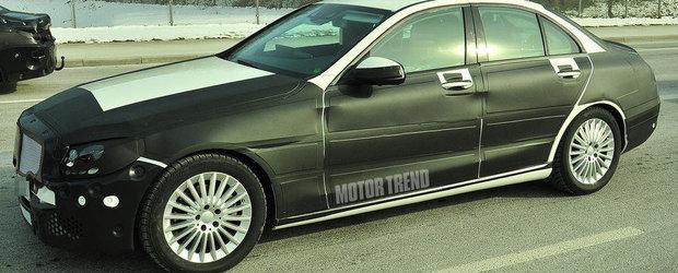 Noul Mercedes C-Class va fi lansat anul viitor