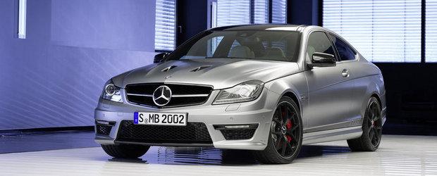 Noul Mercedes C63 AMG Edition 507 debuteaza la Geneva, beneficiaza de 507 CP si 610 Nm