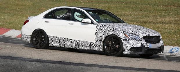 Noul Mercedes C63 AMG va fi oferit in doua versiuni de putere