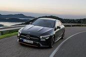 Noul Mercedes CLA