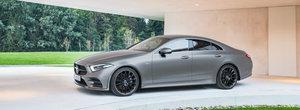 Noul Mercedes CLS a intrat in productie. Nemtii se lauda iar ca ei au inventat coupe-ul cu patru usi