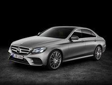 Noul Mercedes E-Class