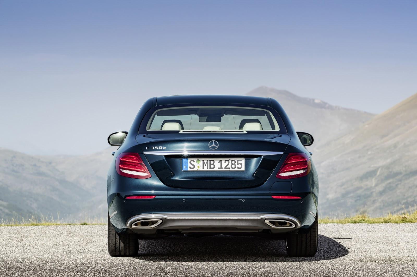 Noul Mercedes E-Class - Noul Mercedes E-Class