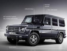 Noul Mercedes G-Class - Galerie Foto