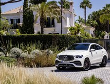 Noul Mercedes GLE Coupe