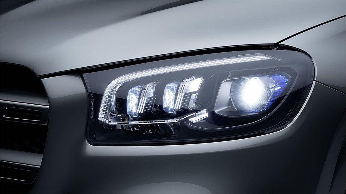 Noul Mercedes GLS - Primele poze - Noul Mercedes GLS - Primele poze