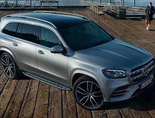Noul Mercedes GLS - Primele poze