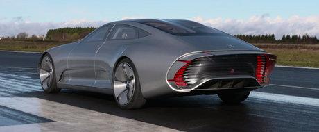 Noul Mercedes IAA ne arata cum se transforma la nivel de caroserie