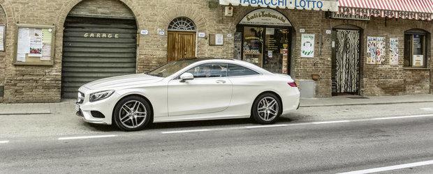 Noul Mercedes S-Class Coupe e masina de vis a Europei
