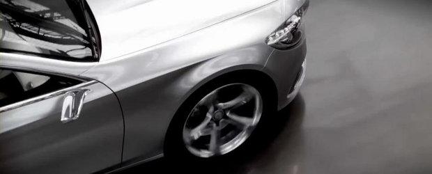 Noul Mercedes S-Class Coupe ni se arata in noi imagini oficiale