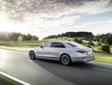 Noul Mercedes S-Class - Galerie Foto