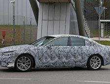 Noul Mercedes S-Class - Poze Spion cu exteriorul