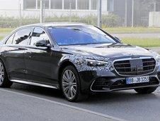 Mercedes S-Class: Airbag-uri