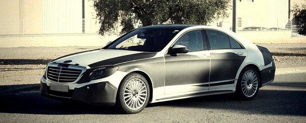 Noul Mercedes S-Class va fi disponibil in cinci versiuni diferite