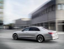 Noul Mercedes S-Class