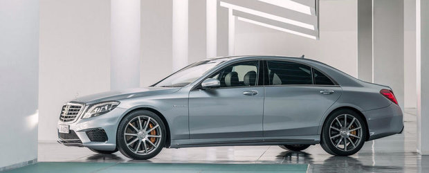 Noul Mercedes S65 AMG va debuta inainte de sfarsitul acestui an