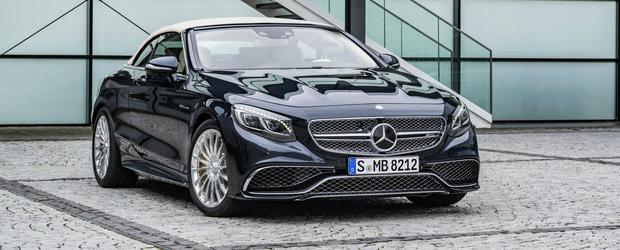 Noul Mercedes S65 Cabrio ofera absolut tot ce ti-ai putea dori de la o decapotabila de top