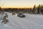 Noul Mercedes SL - Poze spion