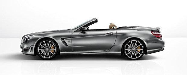 Noul Mercedes SL65 AMG 45th ANNIVERSARY celebreaza 45 de ani de perfectiune
