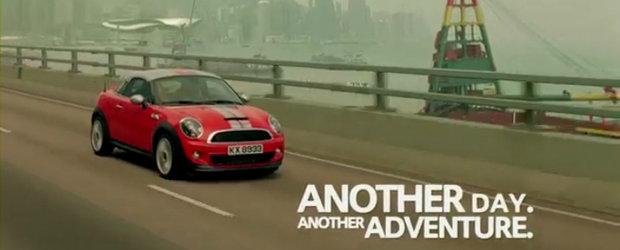 Noul Mini Coupe isi face debutul cinematografic