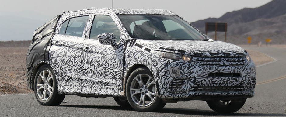 Noul Mitsubishi ASX a fost spionat in timp ce era testat in Statele Unite. Asa va arata crossover-ul japonez