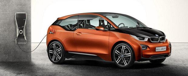 Noul model BMW i3 atrage clientii ca un magnet