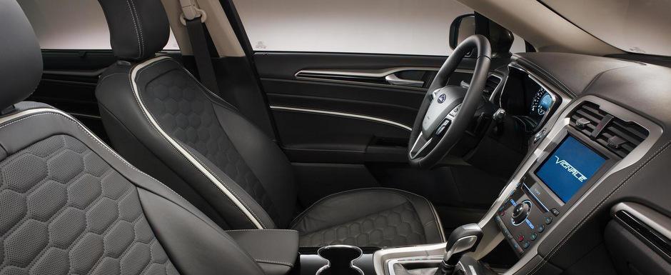 Noul Mondeo Vignale vrea sa te faca sa uiti de BMW Seria 3 si Mercedes C-Class