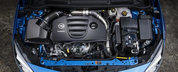 Noul motor Astra OPC genereaza un cuplu impresionant, de 400 Nm