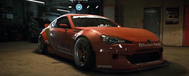 Noul Need for Speed duce personalizarea la un nou nivel si ne place la nebunie!
